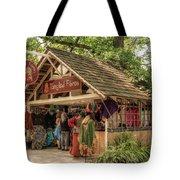 Tangled Fibres Tote Bag