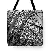 Tangled Grass Tote Bag