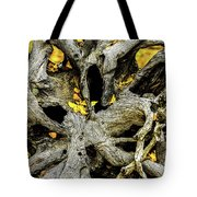 Tangled Roots Tote Bag