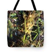 Tangled Seaweed Tote Bag