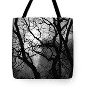 Tangled Trees Tote Bag