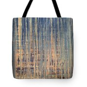 Tangled Up In Blue Tote Bag