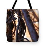 Tangled Vines Tote Bag