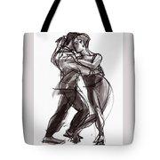 Tango #9 Tote Bag