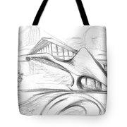 Tango Bridge. 27 March, 2015 Tote Bag