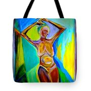 Tango For One Tote Bag