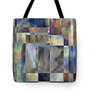 Tango In The Sky Tote Bag