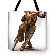 Tango Passion Tote Bag