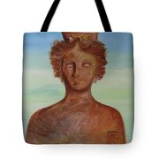 Tanit Mythical Godess Of Ibiza  Tote Bag