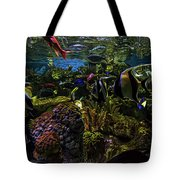 Tanked 1 Tote Bag