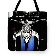 Tanked Tote Bag