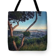 Tantalus Views Tote Bag