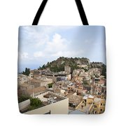 Taormina View II Tote Bag