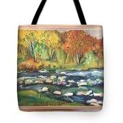 Taos Landscape Tote Bag