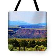 Taos Mountain Glory Tote Bag
