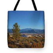 Taos Valley Tote Bag