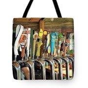 Tap Handles Tote Bag