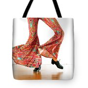 Tap Movement Tote Bag