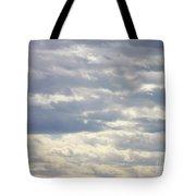 Tapestry In The Sky Tote Bag