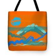 Taps Tote Bag