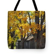 Tar Paper Shack Tote Bag