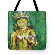 Tara Compassion Tote Bag
