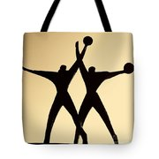 Sailors Monument Intaranto Tote Bag