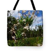 Tarflower Blooming Tote Bag