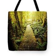 Tarkine Tasmania Trails Tote Bag