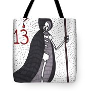 Tarot Of The Younger Self Death Tote Bag