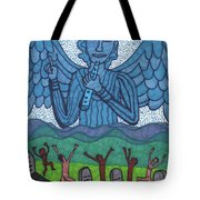Tarot Of The Younger Self Judgement Tote Bag