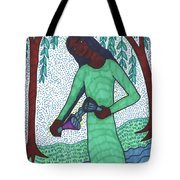 Tarot Of The Younger Self Temperance Tote Bag