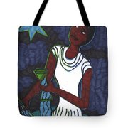 Tarot Of The Younger Self The Star Tote Bag