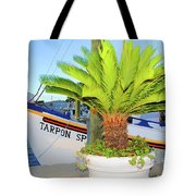 Tarpon                 Tarpon Palm                                     Tote Bag