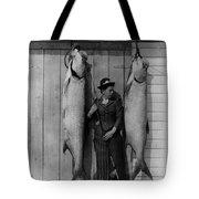 Tarpon Fishing 19th Century  Tote Bag