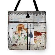 Tarpon Springs  Tote Bag