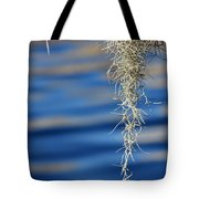 Tarpon Springs Moss Tote Bag