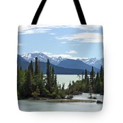 Taseko Lake Tote Bag