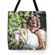 Tashunka Tote Bag