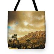 Tasmania Mountain Marvels Tote Bag