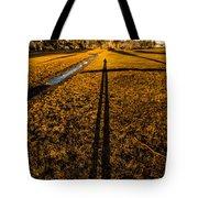 Tasmanian Sunset Explorer Tote Bag