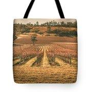 Tasmanian Winery In Winter Tote Bag