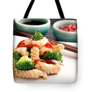 Taste Of China Tote Bag