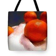 Tasting Citrus Tote Bag