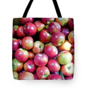 Tasty Fresh Apples 1 Tote Bag