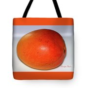 Tasty Mango Tote Bag