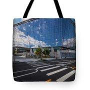 Tata Innovation Cornell Tech Nyc Tote Bag