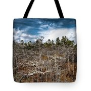 Tate's Hell State Forest Tote Bag