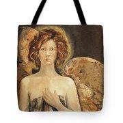 Tattered Wings Tote Bag