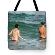 Tattoo Family Tote Bag